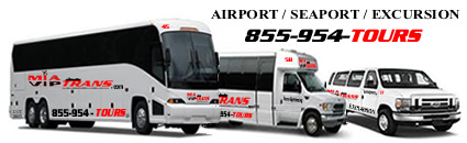 Ground Transportation Services Florida